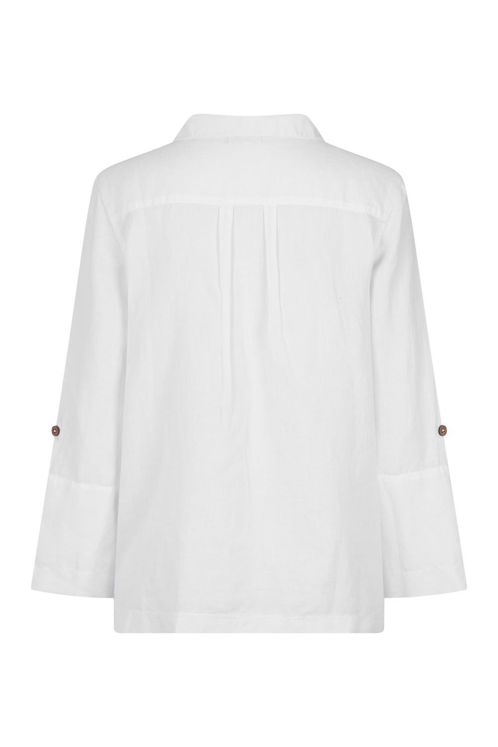Summertime Smock - White