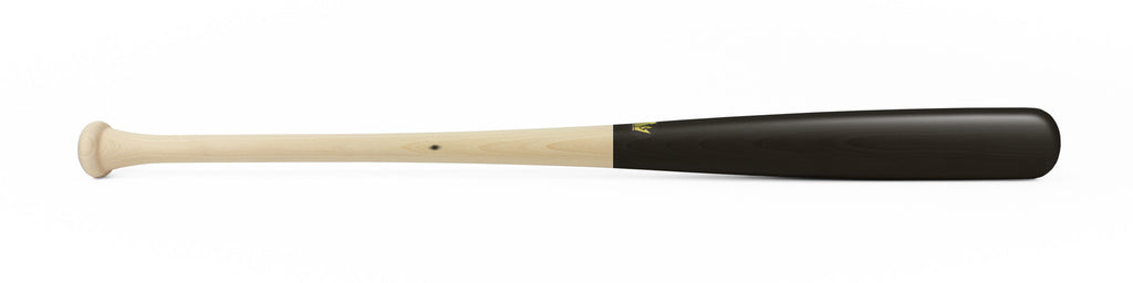 Wood bat - Maple model 110-P Black Standard - 1