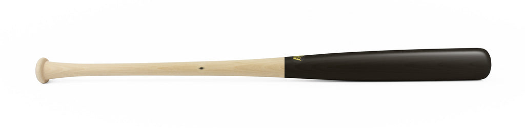 Wood bat - Maple model 141-P Black Standard - 1