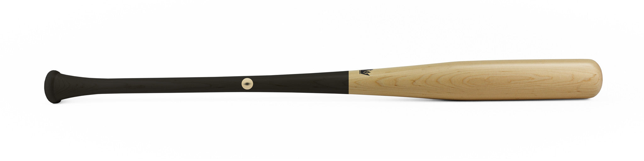 Wood bat - Birch model 175G-P Black Dip - 17