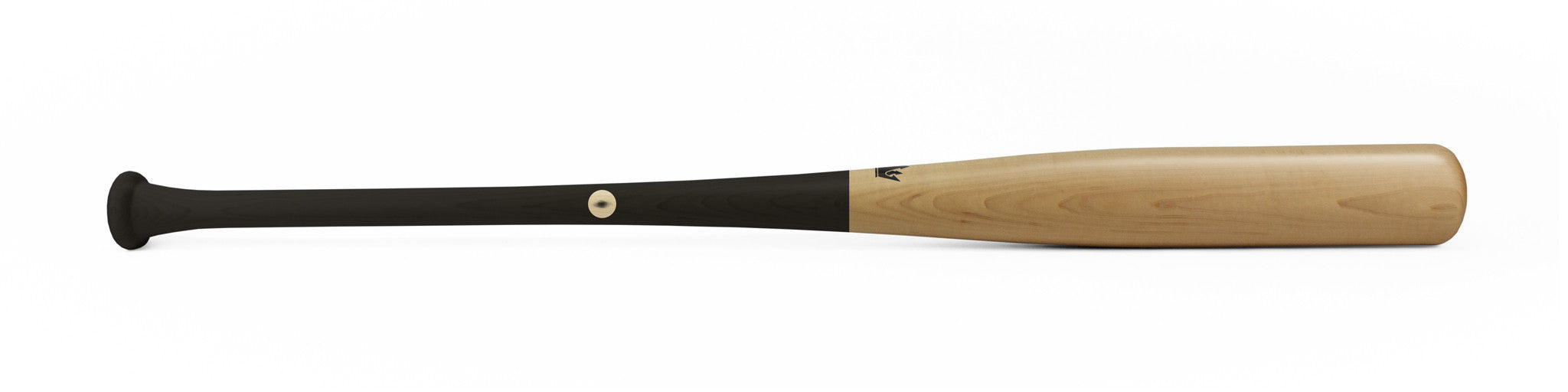 Wood bat - Birch model 243-P Black Dip - 17