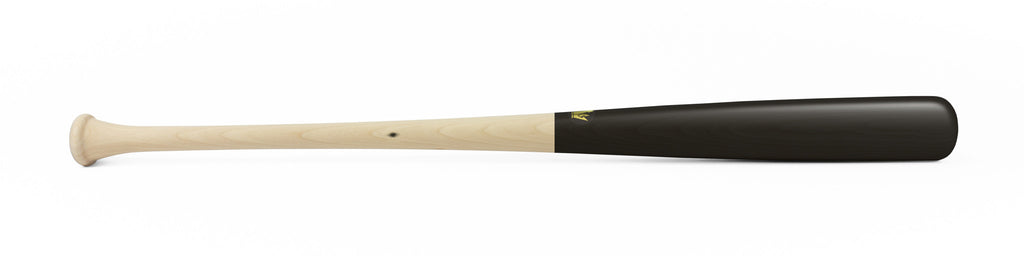 Wood bat - Maple model 271-P Black Standard - 1