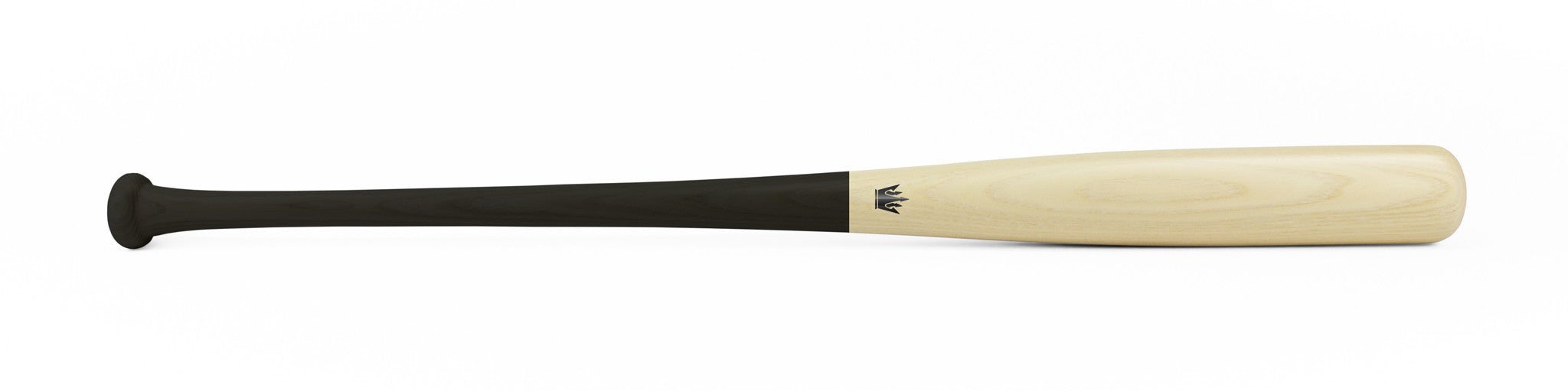 Wood bat - Ash model 318 Black Dip - 27