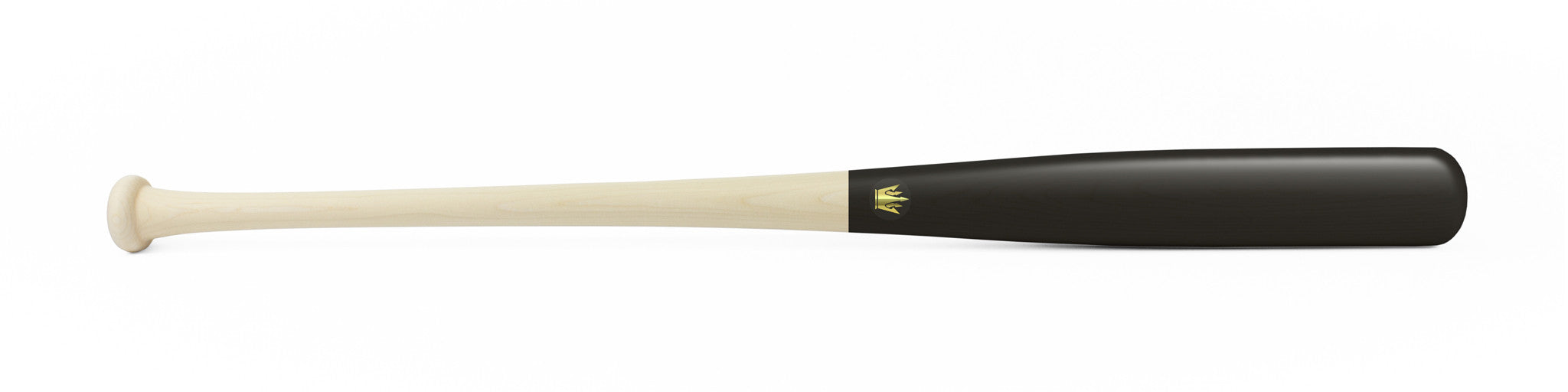 Wood bat - Maple model 318 Black Standard - 1