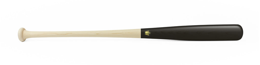 Wood bat - Maple model 421 Black Standard - 1