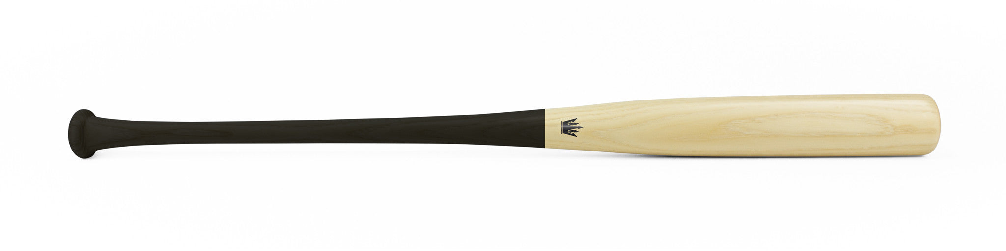 Wood bat - Ash model D24 Black Dip - 27