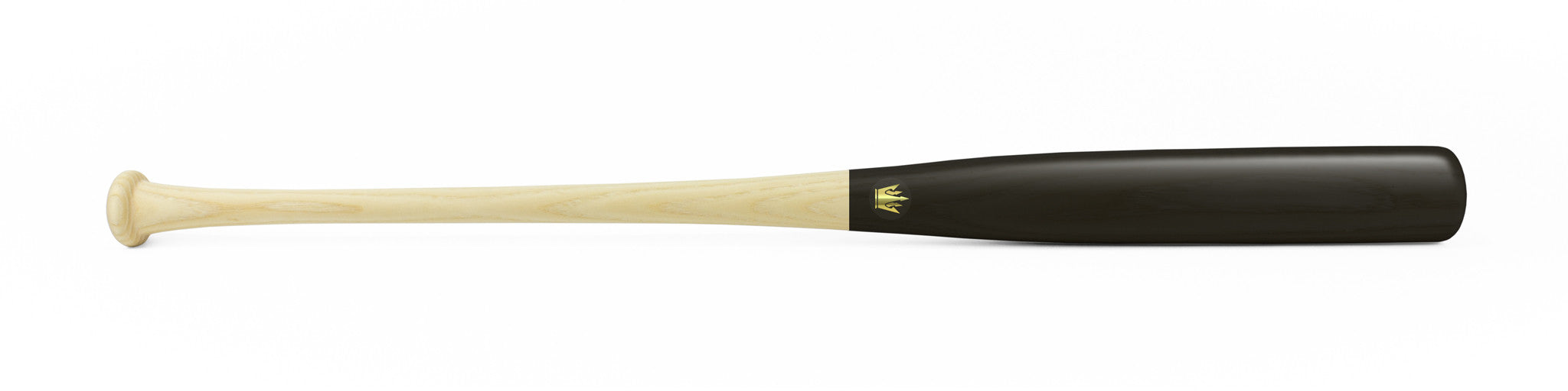 Wood bat - Ash model D24 Black Standard - 23