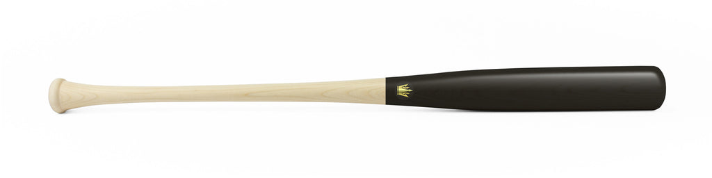 Wood bat - Maple model D25 Black Standard - 1