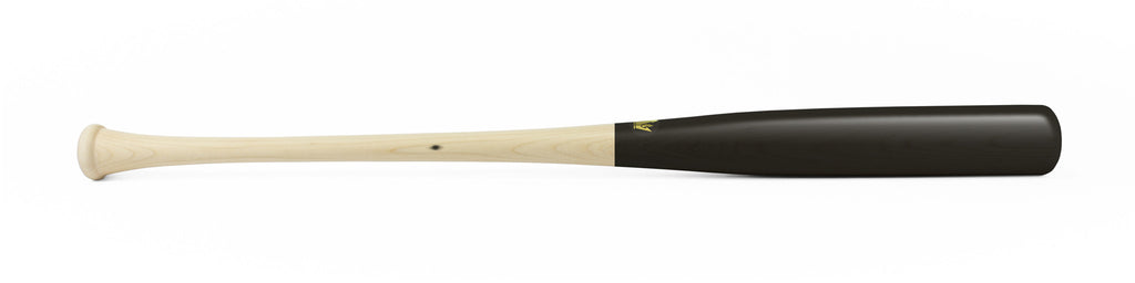 Wood bat - Maple model D25-P Black Standard - 1