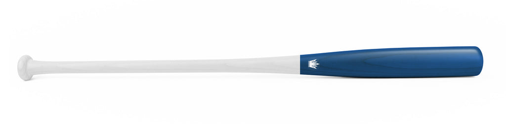 Wood bat - Maple model Fungo F1 White Royal - 1