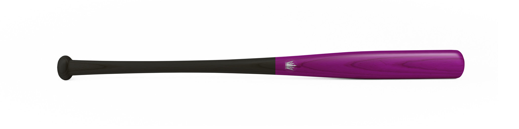 Wood bat - Ash model L10 Black Purple - 28