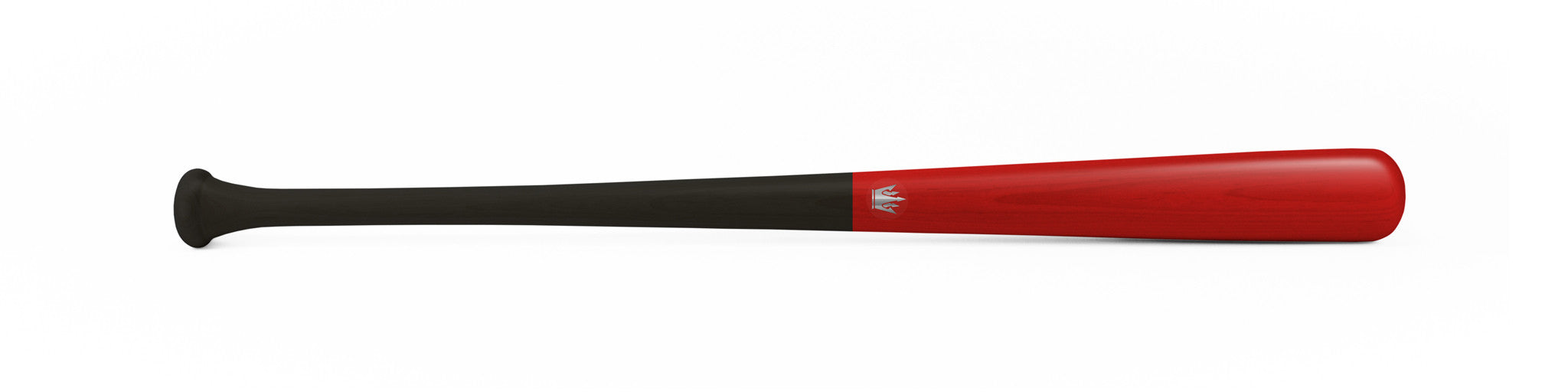 Wood bat - Birch model Y110 Black Red - 15