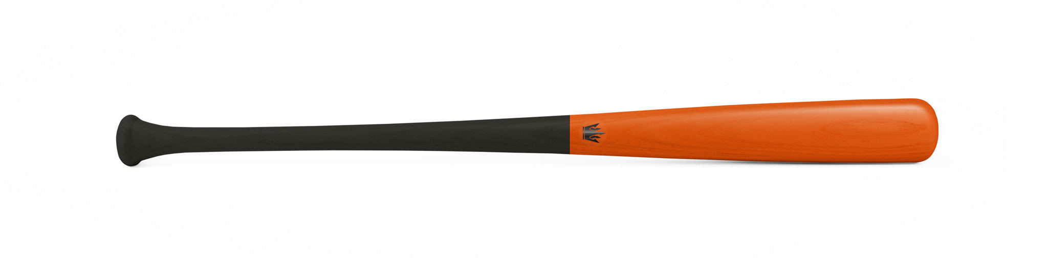 Wood bat - Ash model Y271 Black Orange - 24