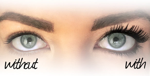 Keeping It Real: The Secret To Unbelievably Thick Lashes