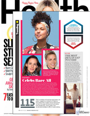 Beauty For Real featured in Health Magazine