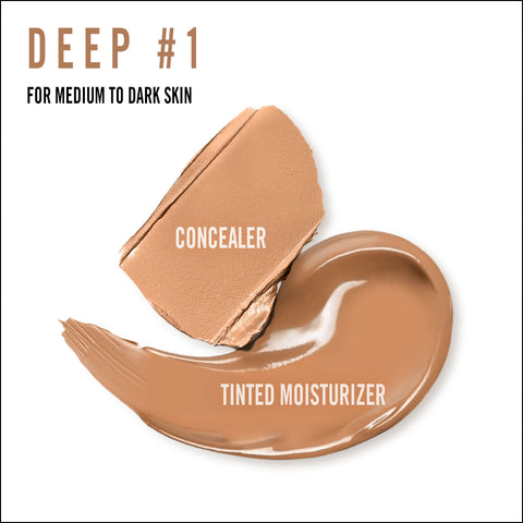 MVP SPF 25 TINTED MOISURIZER AND CONCEALER