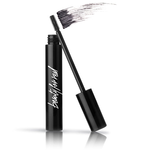Black mascara from Beauty For Real
