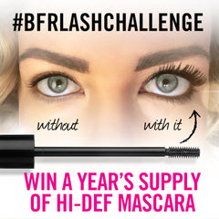 Win a years supply of mascara