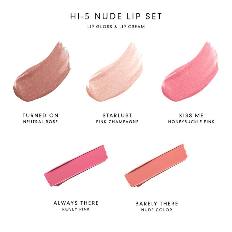 Hi-5 | Nude Lip Set