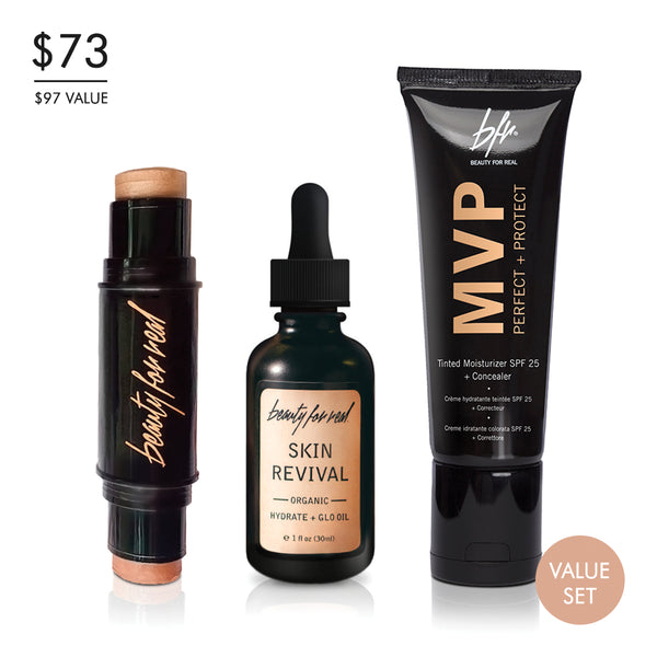 Revive+Perfect+Glo Value Set