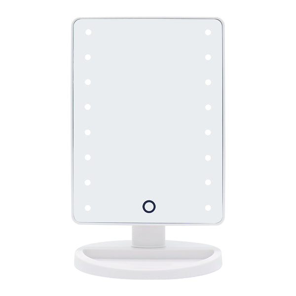 Multi Lighted Makeup Mirror with Touch Sensor