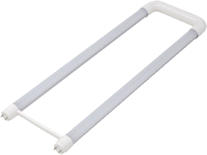 LED T8 15 Watt U-Bend Direct Wire<br> Single Ended