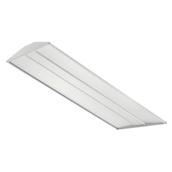 LED 2x4 ft 40W Decorative Troffer - ONBULBLED