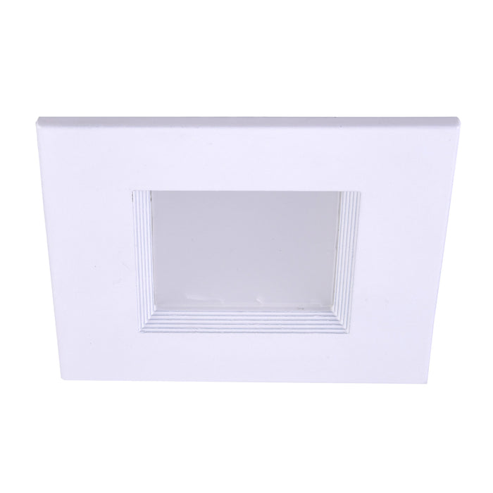 LED 4'' Square Retrofit Downlight - 12W - ONBULBLED