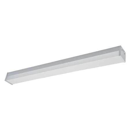 32W 4ft LED Slim Wrap Linear Fixture - ONBULBLED