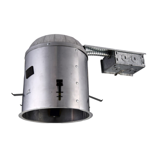 "6"" LED Retrofit Recessed Housing For Remodel Housing - ONBULBLED"
