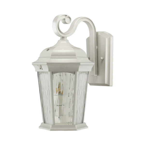 LED Outdoor Wall Lantern 12.5W White