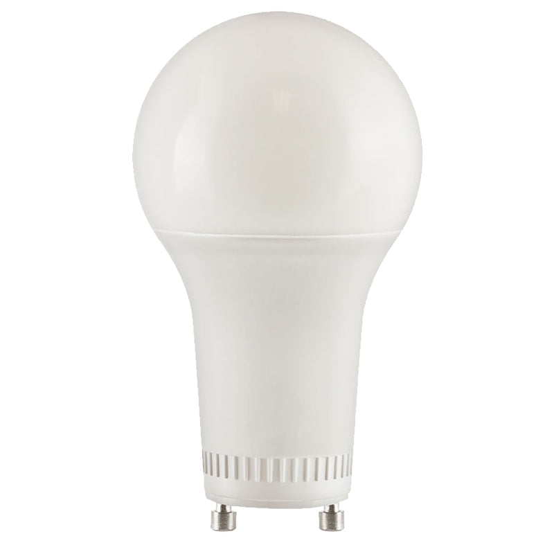 LED A19 11W Bulb GU24 Base - Pack of 2