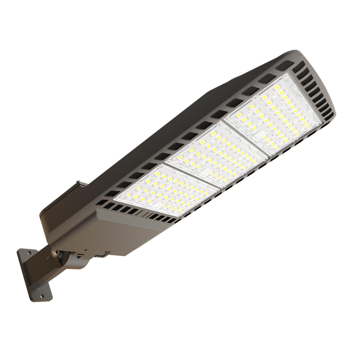 LED 300W Economical Shoebox Area Light - ONBULBLED