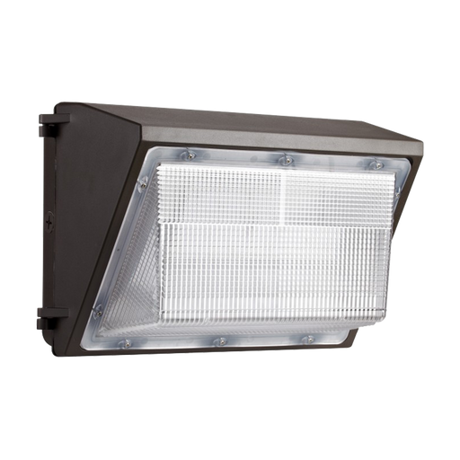 LED 70W Medium Wall Pack <BR> Dimmable - ONBULBLED