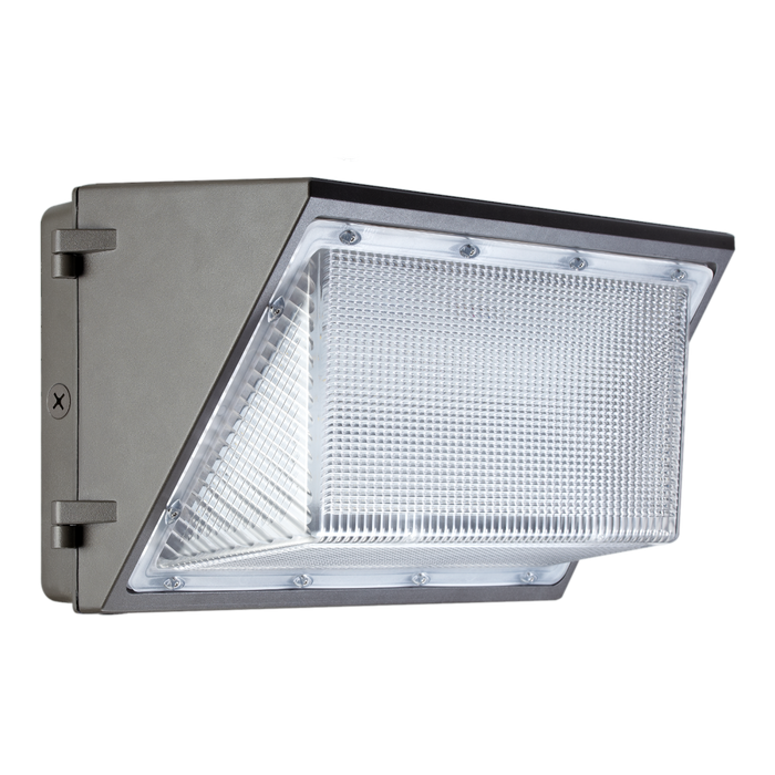 LED 95W Large Wall Pack<br> AC347-480V <br> Non-Dimmable - ONBULBLED