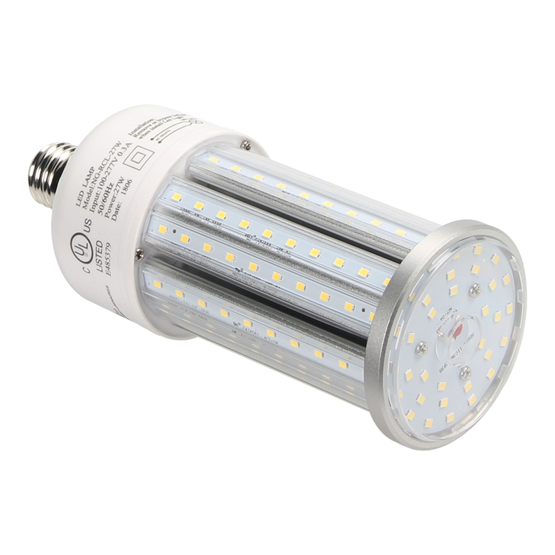 LED Corn Bulb with PC Cover 27W
