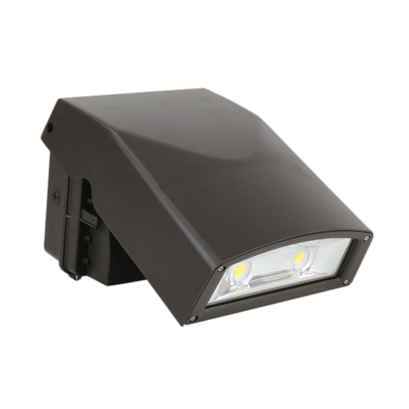 LED 70W Large Full Cutoff Wall Pack - ONBULBLED