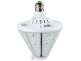 LED Post Top Corn Bulb<br> 80W - ONBULBLED