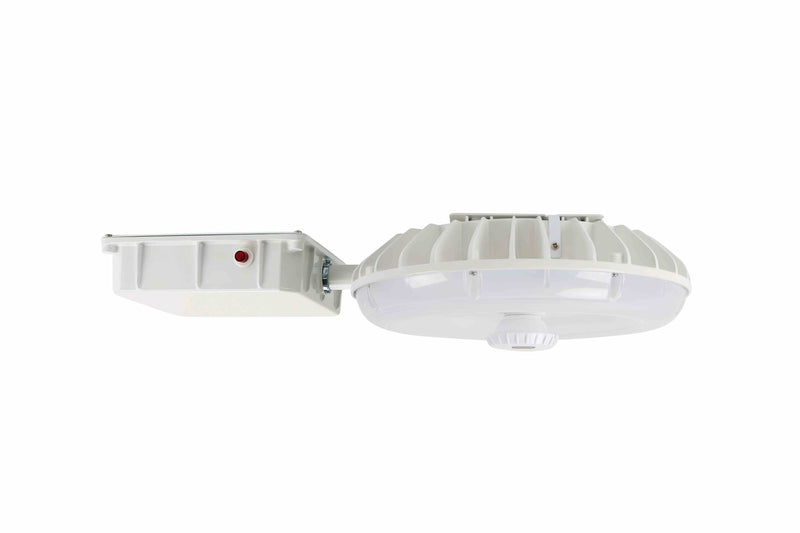 LED Round Canopy Light 30Watt, 45Watt, 60Watt, 90Watt - Color Temp 5000K - PIR Sensor Option - Emergency Battery Box Option