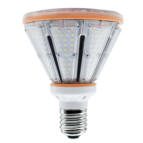 LED Post Top Corn Bulb<br> 60W - ONBULBLED