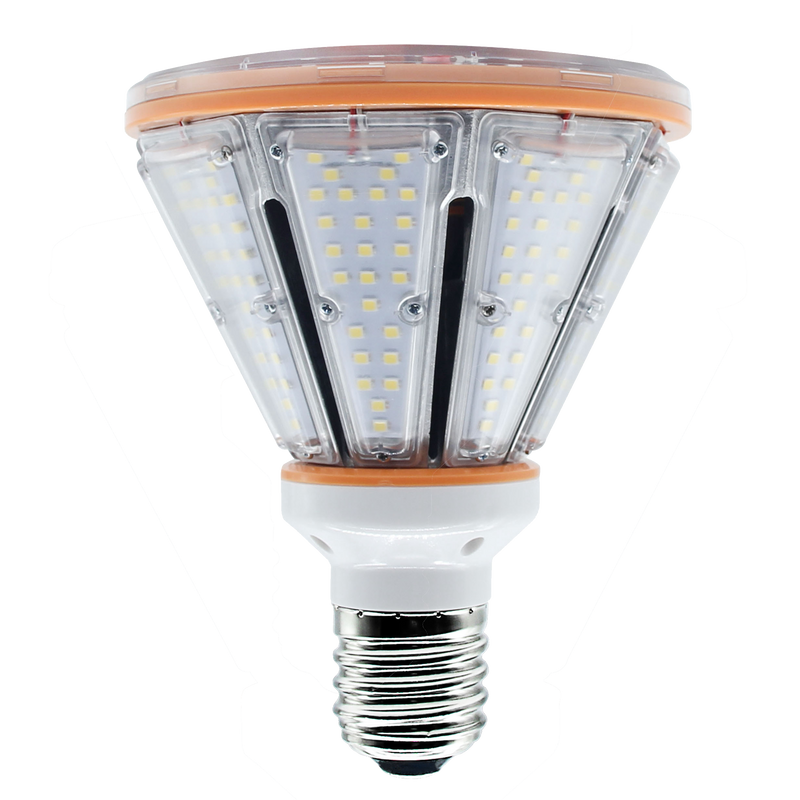 LED Post Top Corn Bulb<br> 50W - ONBULBLED