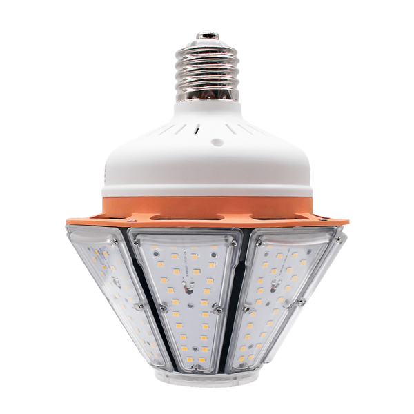 LED Pyramid Top Corn Bulb 80W