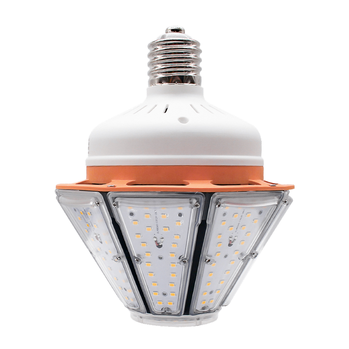 LED Pyramid Top Corn Bulb<br> 80W