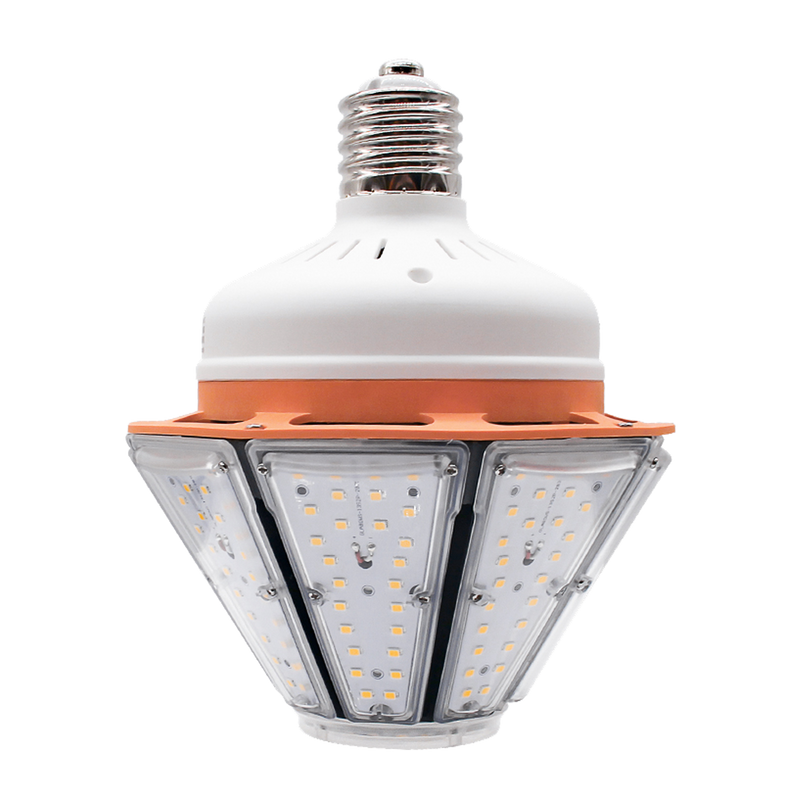 LED Pyramid Top Corn Bulb 150W