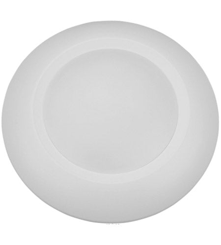 LED 16.5W 6 in. Round Integrated Disk Light - ONBULBLED