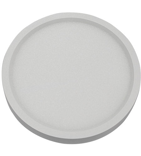 LED 10W 5 in. Round Recessed Disk Light - ONBULBLED