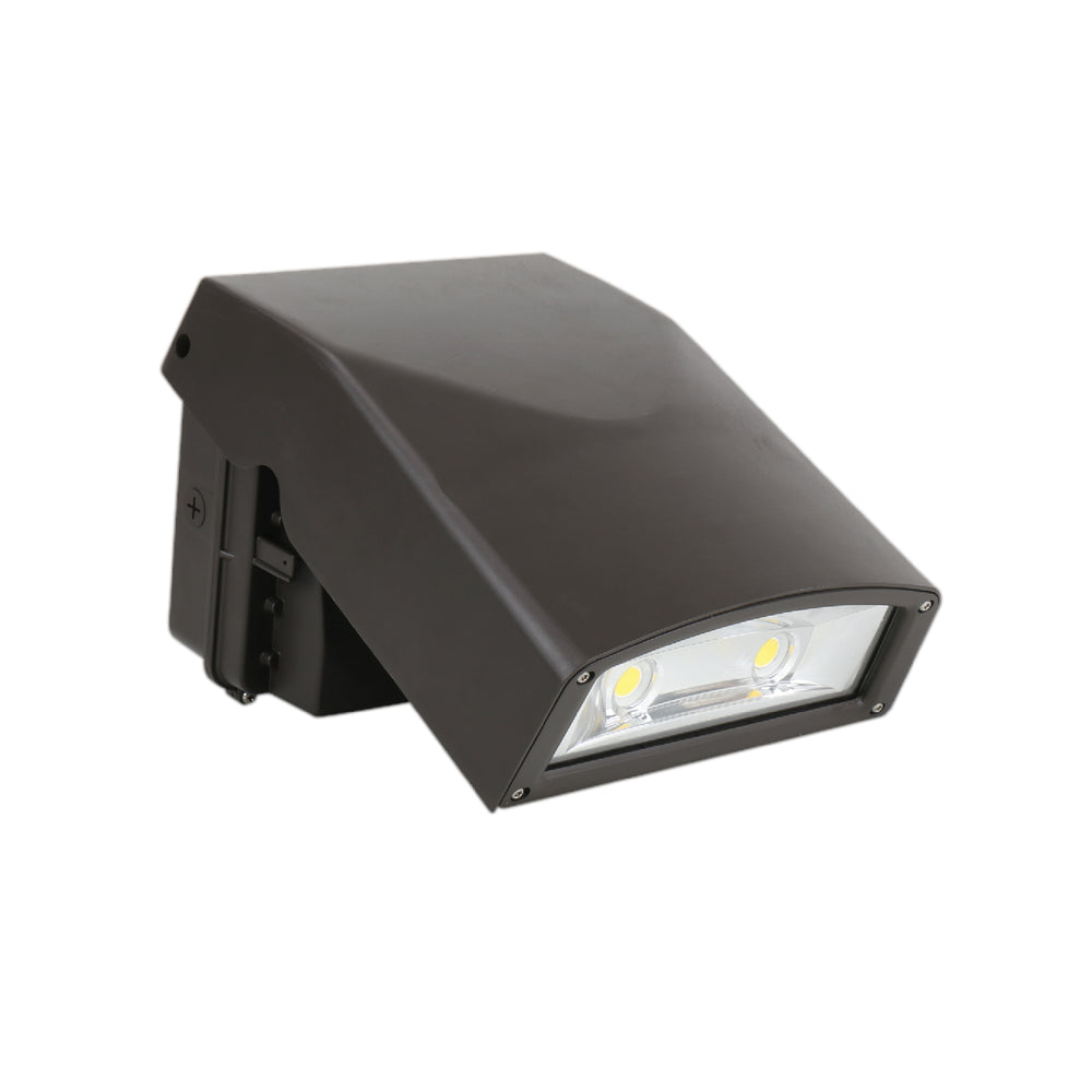 LED 40W Slim Full Cutoff Wall Pack - ONBULBLED