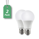 LED A19 12W - Dimmable - 2 Pack