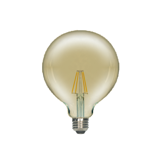 LED Filament G40 Bulb - Antique- Dimmable - 5 Watt - 2200K - ONBULBLED