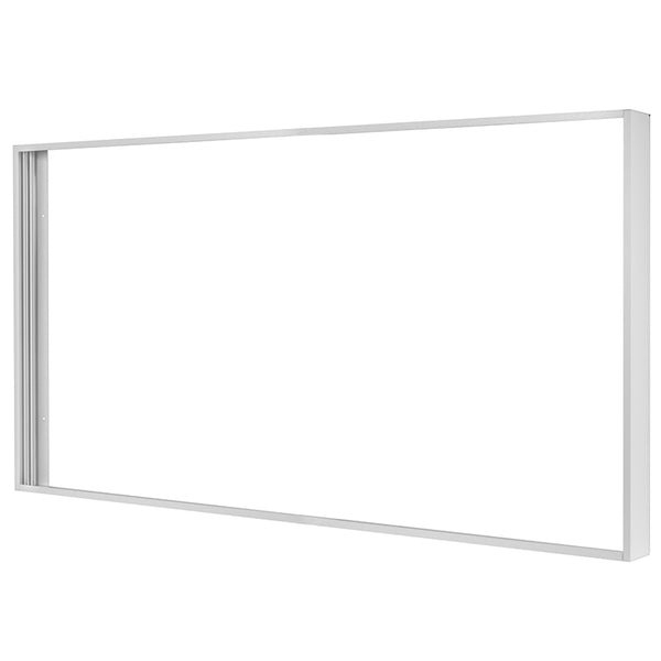 LED 2x4 Panel Surface Mounting Kit - Kit Only - ONBULBLED